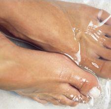 Healing foot soak