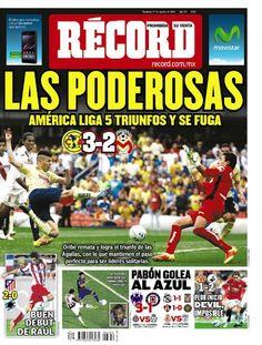 México 17 agosto del 2014 - RÉCORD