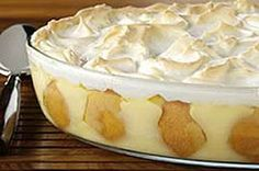 Southern Banana Pudding