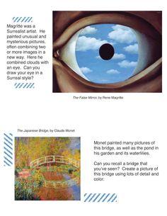 Art History Sketchbook 2-3