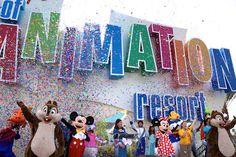 Art of Animation opening