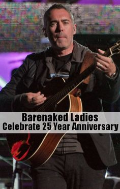 """The Barenaked Ladies performed their new single """"Boomerang"""" on Live! with Kelly and Michael."""