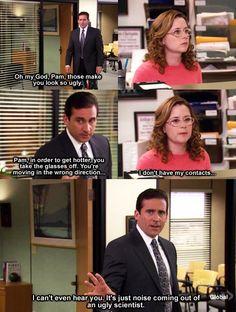hahahaha oh, I miss Michael Scott