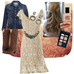 """Western Style"" by destiny-fitzgearal on Polyvore http://mydapperflapper.blogspot.com/"