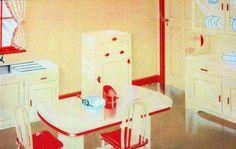40s kitchen