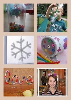 Pipe Cleaner Ideas from Around the Web - - Pinned by #PediaStaff.  Visit ht.ly/63sNt for all our pediatric therapy pins