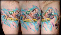 sea turtles tattoos - Google Search