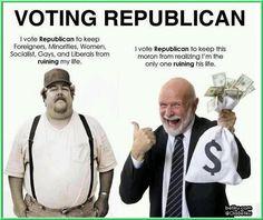 political quotes, laugh, funni, vote republican, true stories