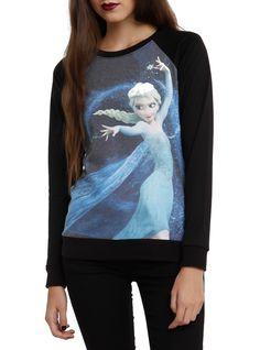 Disney Frozen Elsa Dancing Girls Pullover Top | Hot Topic