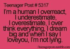Teenager Post # 5317