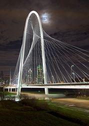 Margaret Hunt Hill Bridge-Dallas