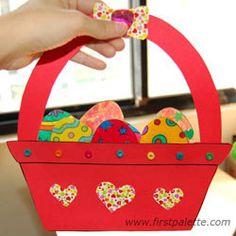 Paper Basket craft
