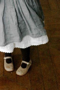 inspiration ~ petticoat