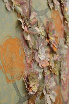 Ashleigh Kelly Design - bespoke handmade wallpaper