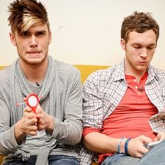 Colton Dixon and Phillip Phillips.
