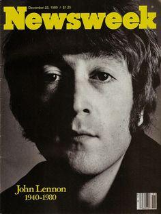 Newsweek Lennon 1980