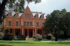 """""""""""VILLA OCAMPO"""""""" se construyo1891, Beccar, partido San Isidro, prov. Buenos Aires"""