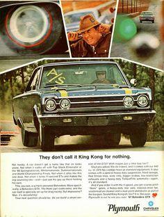 1967 Plymouth GTX ad