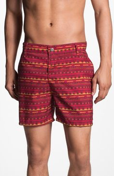 Obey 'Marrakesh' Swim Shorts available at #Nordstrom