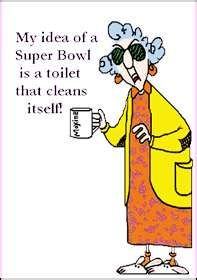 I don't mind the Super Bowl, but this is super funny.