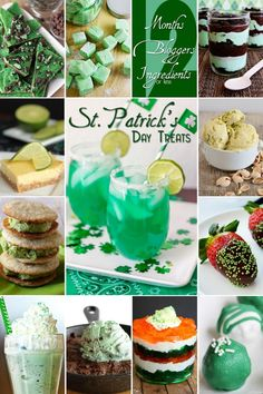 12 St. Patrick's Day Treats
