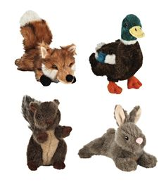 Plush dog toys by #marthastewartpets - only at #PetSmart.