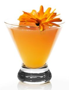 Marigold Ofrenda...Day of the Dead Cocktail of tequila!