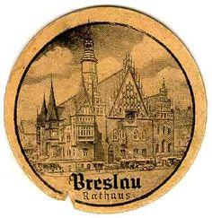 Pre-WWII -- beautiful.  Breslau city hall.  Breslau is now in Poland.