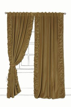 Just installed these fabulous drapes for my English inspired office/study.  Pictures to come!