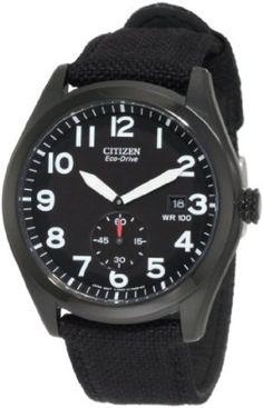 Citizen Mens BV1085-06E Sport Eco-Drive Strap Watch