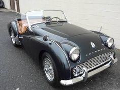 1960 Triumph TR3 TR3