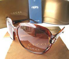 Gucci Suglasses GG3110/S original In Tortoise Acetatel Frame