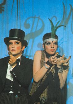 Cabaret (Joel Grey, and Liza Minnelli)