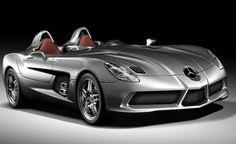 Mercedes Stirling Moss SLR