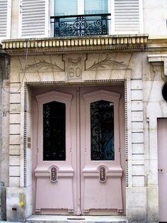 pink #doors