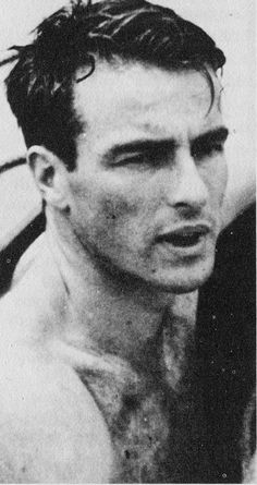 Montgomery Clift - I fell in love when I saw him in From Here To Eternity