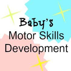 Your Baby's Motor Skills Development