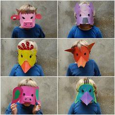 Carnevale: lavoretti per bambini