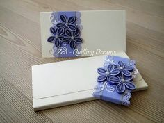 Quilled Card - by: Quilling Dreams