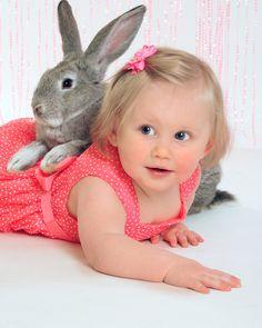 ador babi, sweet babi, ador children, easter pose, easter photo, kids & bunny photography ideas