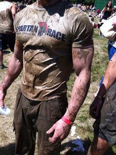 How do you enjoy your weekends? ...#SpartanRace