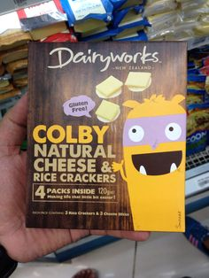 Dairyworks: your daily packaging smile : ) PD
