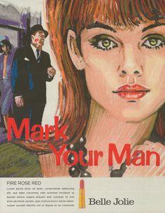 Belle Jolie -- Mad Men