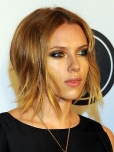 Ombre and choppy: http://unique-hairstyles.com/category/bob-hairstyles/