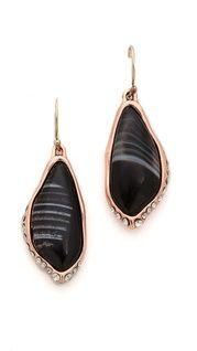 Alexis Bittar Infinity Drop Earrings   SHOPBOP