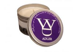 DWNY adler scent tin candle
