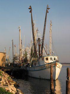Apalachicola Boat