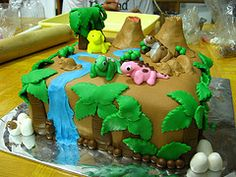 land before time cake