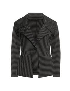 Elegant sweat fabric modern jacket in Anthracite / Black designed by Boris to find in Category Jackets at navabi.de