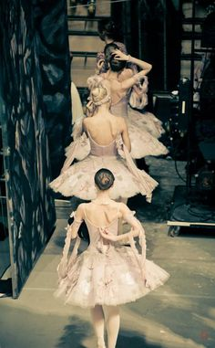 dustjacket attic: Ballet Scenes